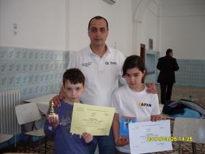Preda Iulian,Mocanu Victor si Arsene Teodora