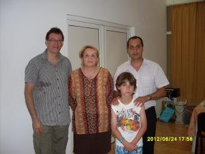 GM Mihail Marin,Ionita Mariana -presedinte interimar FRSah,Dinca Dorin,Preda Iulian