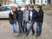 Bogdan,Victor,Doru,Robert,Eduard