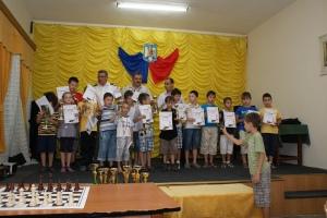 Trofeul UrbanServ - 2012 premiere la Cercul Militar Br