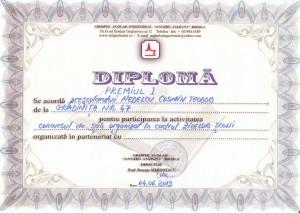 diploma cosmin