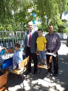 Dl.Ing.Prof.Simionescu Aurel-Primar Braila,Nedelcu Teodor-Cosmin,Preda Iulian